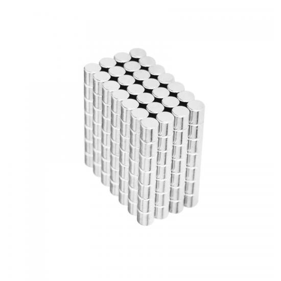 Magnet neodim disc 4mm x 4mm, N48
