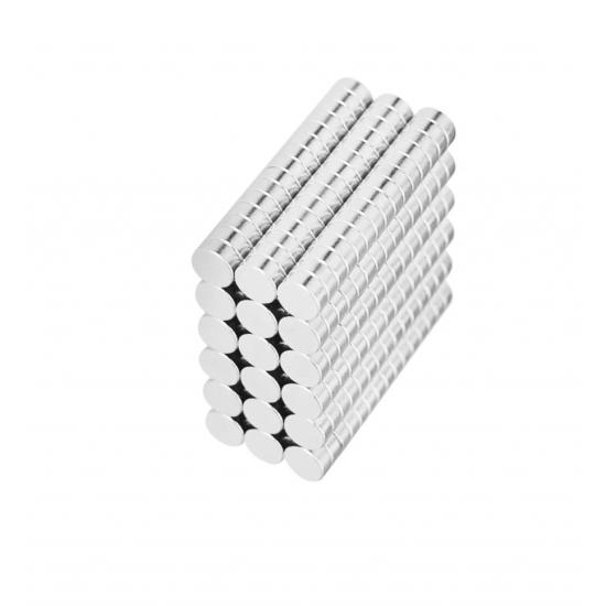 Magnet neodim disc 5mm x 2mm, N48