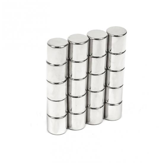 Magnet neodim disc 5mm x 5mm, N35
