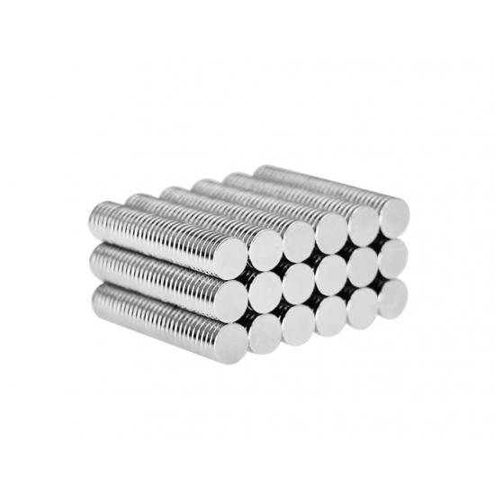 Magnet neodim disc 6mm x 1,5mm, N48