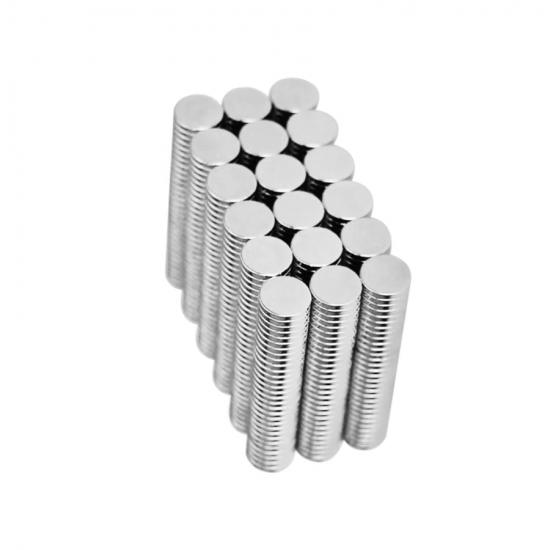Magnet neodim disc 6mm x 1mm, N45