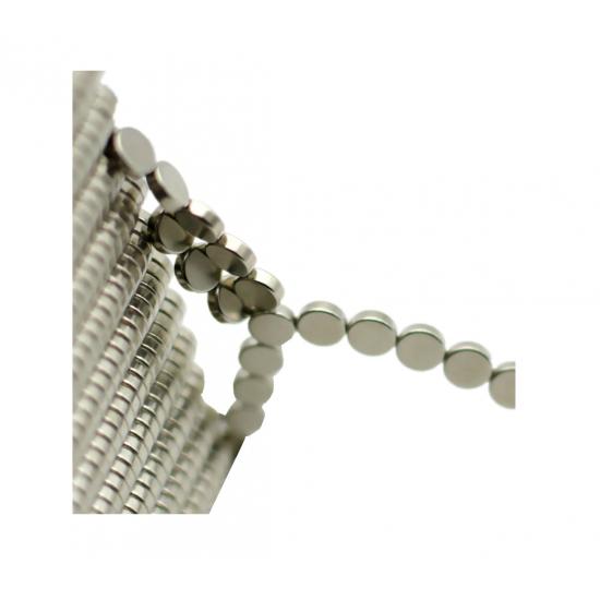 Magnet neodim disc 6mm x 2mm, N35, radial