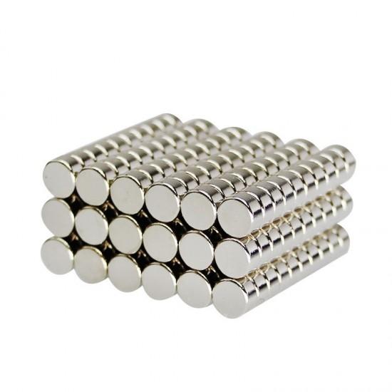 Magnet neodim disc 6mm x 2,5mm, N35