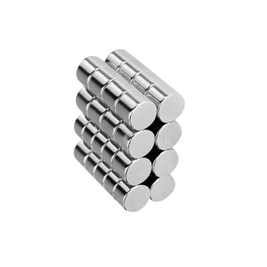 Magnet neodim disc 8mm x 8mm, N52