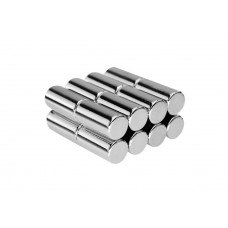 Magnet neodim cilindru 10mm x 20mm, N48
