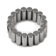 Magnet neodim cilindru 10mm x 20mm, N48, radial