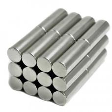 Magnet neodim cilindru 10mm x 30mm, N48