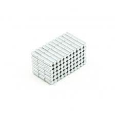 Magnet neodim cilindru 2mm x 4mm, N35