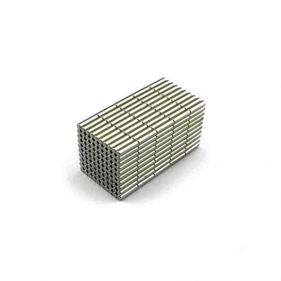 Magnet neodim cilindru 2mm x 8mm, N48