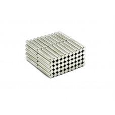 Magnet neodim cilindru 3mm x 20mm, N48