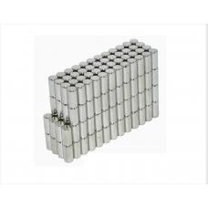 Magnet neodim cilindru 3mm x 6mm, N48