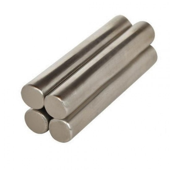 Magnet neodim cilindru 4mm x 28mm, N48