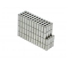 Magnet neodim cilindru 4mm x 6mm, N35