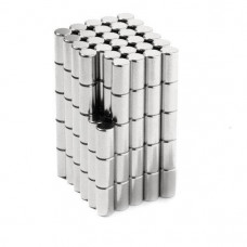 Magnet neodim cilindru 4mm x 8mm, N35