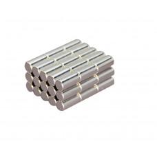 Magnet neodim cilindru 5mm x 10mm, N35