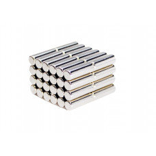 Magnet neodim cilindru 5mm x 16mm, N35