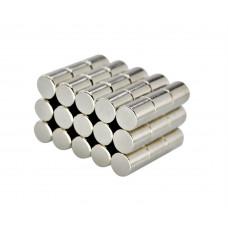 Magnet neodim cilindru 5mm x 6mm, N35