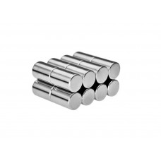 Magnet neodim cilindru 5mm x 8mm, N35