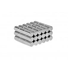 Magnet neodim cilindru 6mm x 10mm, N35