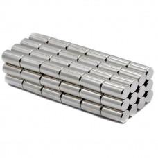 Magnet neodim cilindru 6mm x 12mm, N35