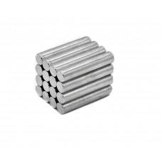 Magnet neodim cilindru 6mm x 30mm, N48