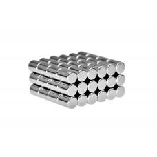 Magnet neodim cilindru 6mm x 8mm, N48