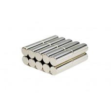 Magnet neodim cilindru 8mm x 20mm, N48